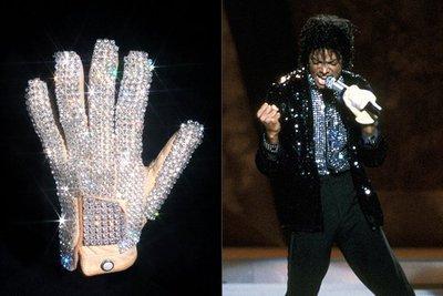 Subastan objetos de Michael Jackson y Prince