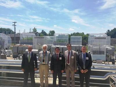 MAG busca fortalecer cooperación agrícola con EE.UU