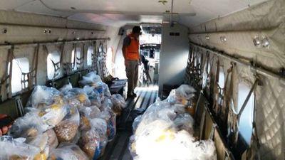 SEN acelera asistencia a pobladores afectados por temporal en el norte