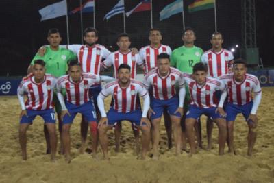 Mal debut paraguayo en la Intercontinental