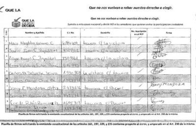 Corte confirma a fiscal Fabián Centurión en caso firmas falsas