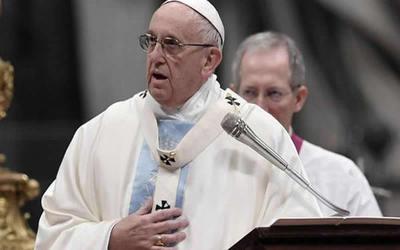 Papa Francisco condenó los recientes ataques terroristas