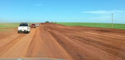En plena ejecución proyecto vial que mejorará conectividad en Caazapá