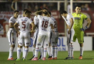 Nacional cierra su participación en la Conmebol Sudamericana