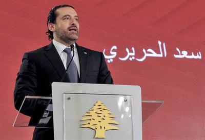 El primer ministro del Líbano presenta su renuncia al cargo