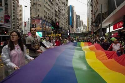 Hong Kong será la próxima sede que albergará los Juegos Gay en 2022