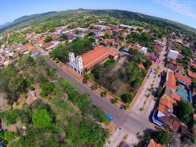 """Carapeguá, de la """"Capital del Poyvi"""" al gran centro comercial e industrial"""