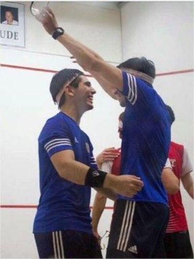El squash clasifica para los Juegos Odesur