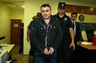 """Policía ratifica pruebas contra """"Neneco"""" Acosta"""