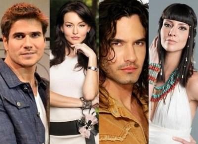 """Estrellas internacionales llegan a """"La Gala 20 Años"""" de """"Telefuturo"""""""