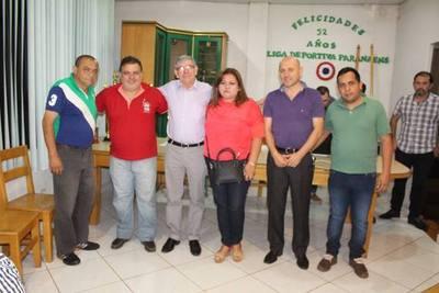 Eligen nuevos directivos de la Liga Paranaense