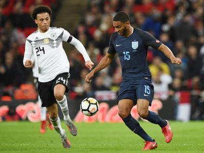 Paridad sin goles entre Inglaterra y Alemania