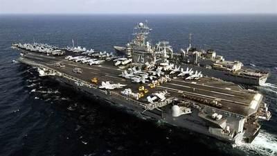 Washington ignora amenazas de Kim Jong-un y envía buques militares a Asia