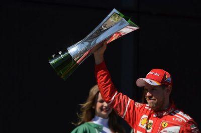 Alemán Vettel gana el Gran Premio de Brasil de Fórmula 1