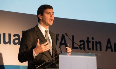 Peña destacó en EEUU sobre las ventajas de invertir en Paraguay