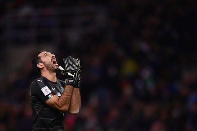 Italia quedó a oscuras y Buffon sin Mundial