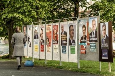 Francia vota el imprevisible destino de Europa