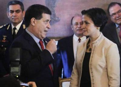 Guairá: Lea Giménez cede a las presiones y los funcionarios la pasan mal