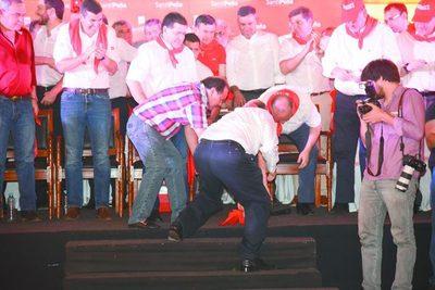 Ministro del Trabajo cayó ante Cartes