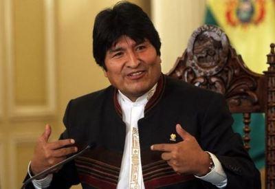 Evo Morales espera que Europa no aplique sanciones contra Venezuela