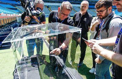 Empresa ligada a pago de soborno, provee del sistema VAR a CONMEBOL