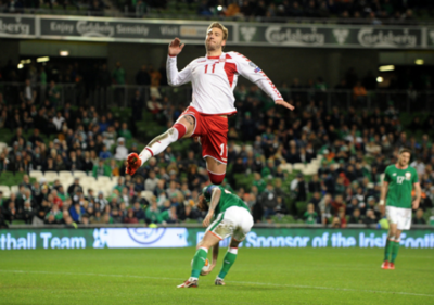 Dinamarca lleva toda su furia al Mundial