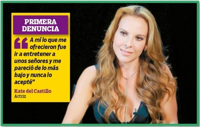 ¡DE NOVELA! Actrices denuncian prostitución en Televisa