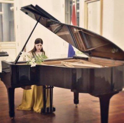 Pianista paraguaya sigue su gira por Viena