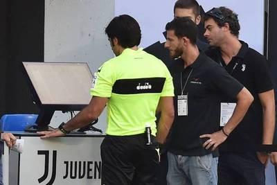 El VAR se instala en La Liga española