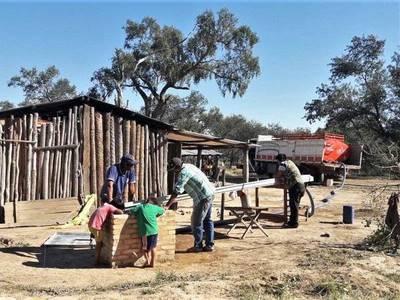 Declaran emergencia en el Chaco por sequía