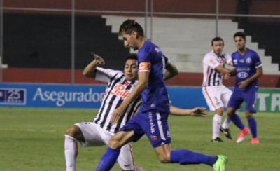 Libertad mide a Sol con la Copa Sudamericana entre ceja y ceja