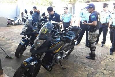 VIDEO  Asaltan Consulado paraguayo en Foz: policía persigue y atrapa a cuatro