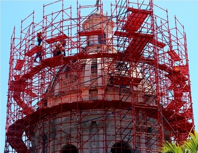 MOPC abrió licitación para restauración final del Panteón de los Héroes