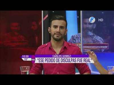 ¡Carlos Gómez habla tras su regreso a El Resumen!