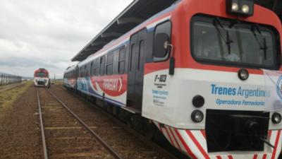 Senadores aprobaron instalación de tren de cercanías