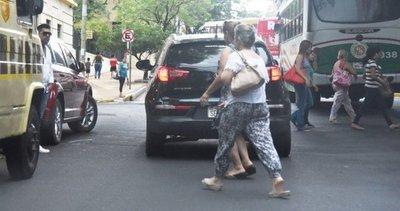 Accidentes causan muertes de 265 peatones por año