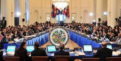 Mañana OEA informará sobre fecha para reunión en caso Venezuela