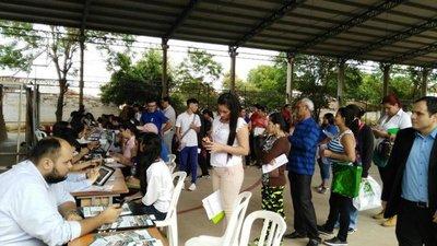 Ofrecen 160 empleos en Zeballos Cué