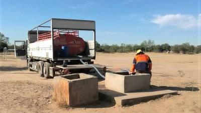Agua para el Chaco: unas 15.000 familias asistidas