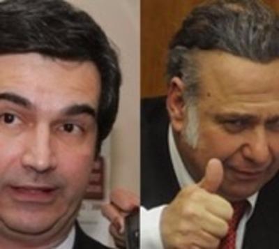 "Lo escuchó una senadora: Filizzola a González Daher, ""cumplimos"""