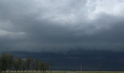 Meteorología anuncia tormentas para hoy