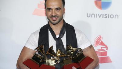 """""""Despacito"""" se adueñó de los Grammy Latinos 2017"""