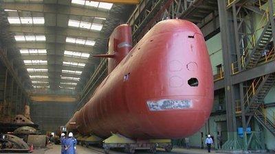Submarino argentino desaparece en el mar con 44 tripulantes