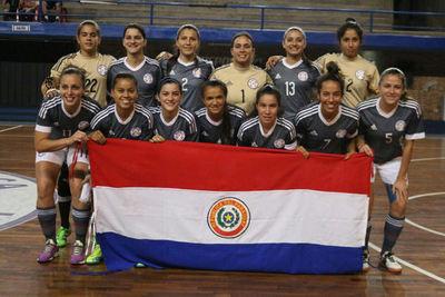 Mañana cierran etapa de preparación dela Selección Femenina de Futsal