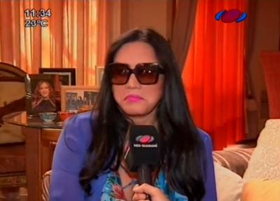 Zuny Castiñeira afirma que ella es la perjudicada