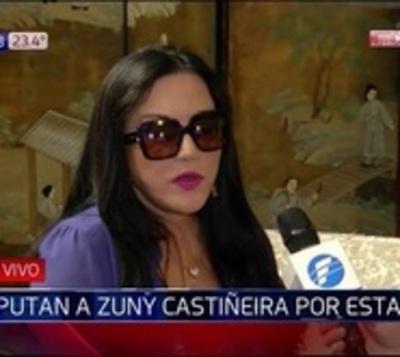 """""""Acá nosotros fuimos los estafados"""", sostiene Zuny Castiñeira"""