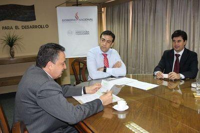 Costa Rica demuestra interés de Cooperación mutua con Paraguay