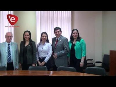 ROTARY FIRMA ACUERDOS CON LA UNIVERSIDAD NACIONAL