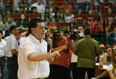 """Cartes pide humildad ante posible """"sorpresa"""""""