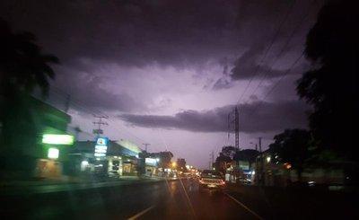 Alerta meteorológica para 12 departamentos